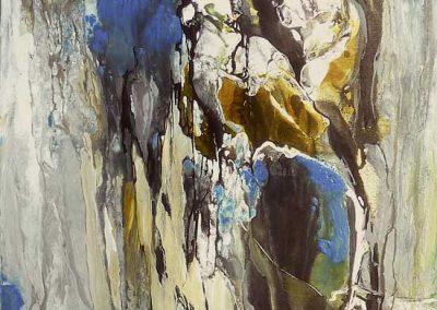 Peinture_Les-filles-aux-pierres-bleues_100x80