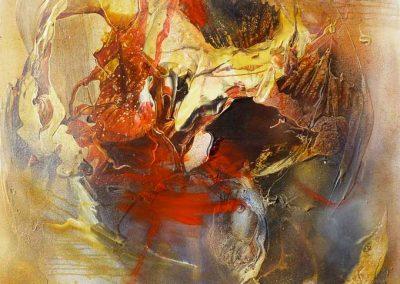 Peinture_L'heure-du-Thé_100x100-