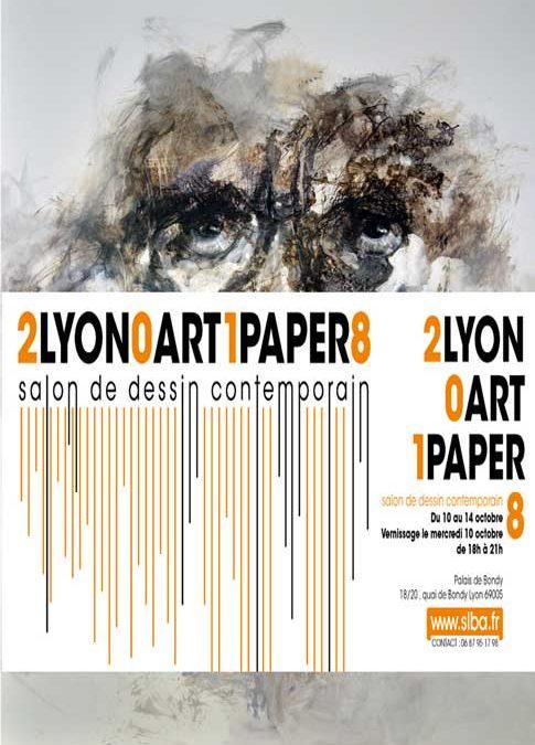 Salon ARTPAPER Lyon – octobre 2018