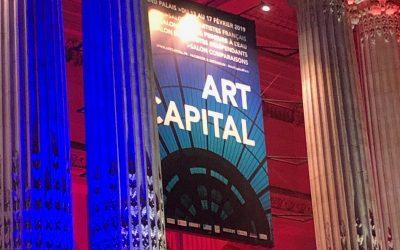ART CAPITAL 2019                       Paris – Grand Palais                    Salon du dessin et de la peinture à l'eau