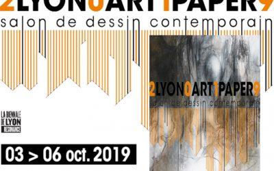 ART PAPER LYON 2019