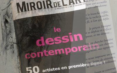 MIROIR………….De L'ART !!      Le N° 105 est arrivé !!!